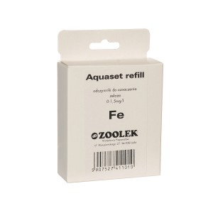 Refill Aquatest Fe