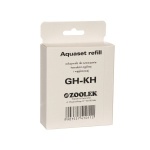 Refill Aquatest GH-KH