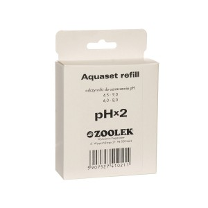 Refill Aquatest PHX2