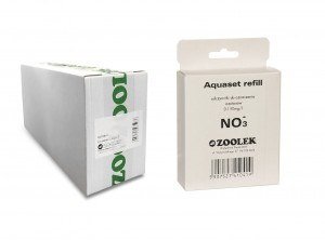 Refill Aquatest NO3 op. zb.8 szt.